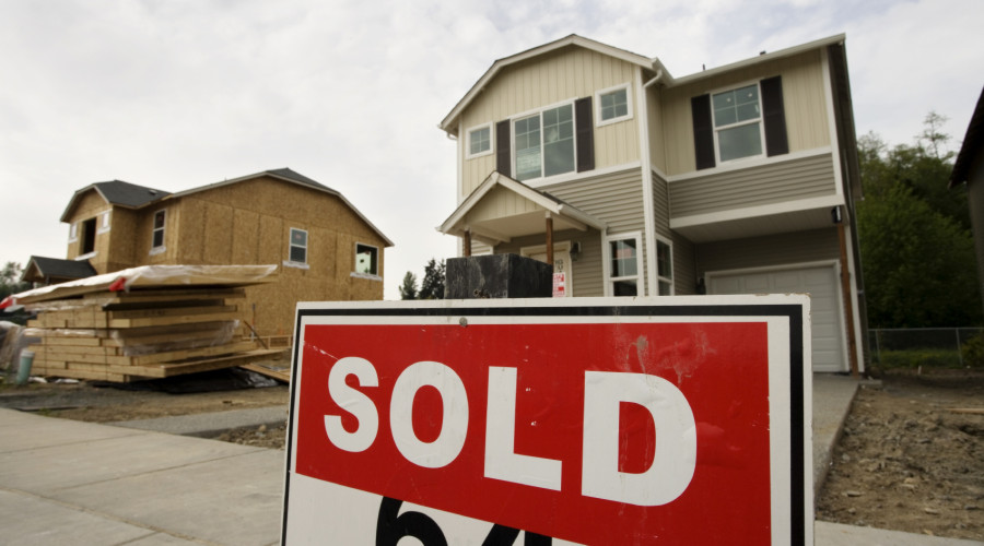 New home sales were up in July – so were prices!